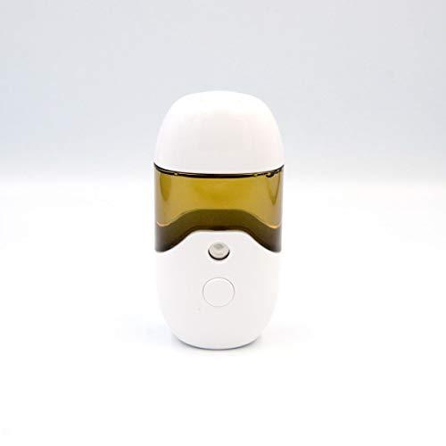 Nano Difusor Mod 2, Atomizador, Sanitizante, Desinfectante En Spray Portátil, Humidificador USB Recargable con temporizador de 5 min. Para Limpiar Superficies o Humectar La Piel