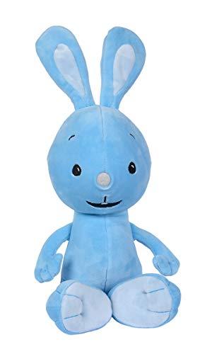 Simba 109461014 KiKANiNCHEN Plüschfigur, 35cm / das lustige KIKA Maskottchen aus kuschelweichem Plüsch