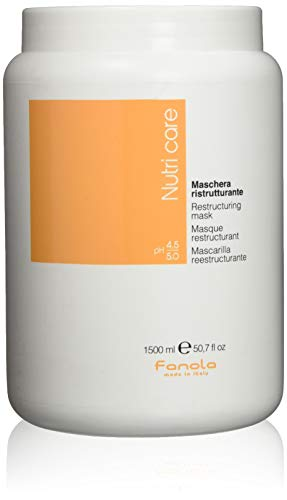 Fanola Nutri Care Restructuring Mask, 1500 ml