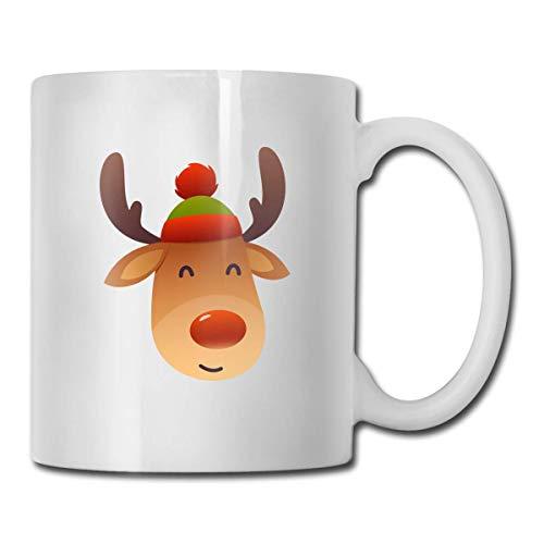 Idee Per Tazza Da Caffè In Ceramica Di Renne Di Natale Tazza Migliore Tazza Per Regalo Di Compleanno E Famiglia