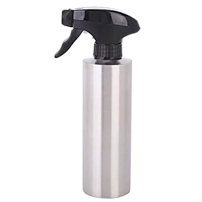 Yuehuam Olive Oil Sprayer, Vinegar Sprayer Dispenser Stainless Steel Barbecue Oil Container Kitchenware Tools for Kitchen Outdoor BBQ Cooking Frying Barbecue