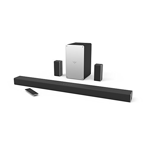VIZIO SmartCast 36' 5.1 Wireless Soundbar System - SB3651-E6 (2017 model)