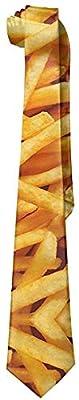 LVOE TTL Classique Casual Alimentation Pour Hommes Frites Maigre Cravate En Soie Cravate Cadeau De Mode Mariages Gentleman Groom Affaires
