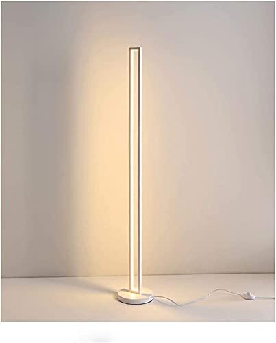 KFJZGZZ Lámpara de pie Europea Creativo Red Red Lámpara de Piso Sala Dormitorio Simple Estudio Moderno Sofá Viento Vertical Piso Luz