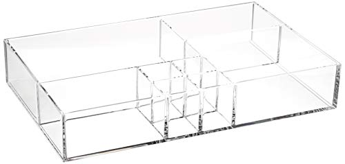 AmazonBasics - Bandeja de accesorios - 8 compartimentos