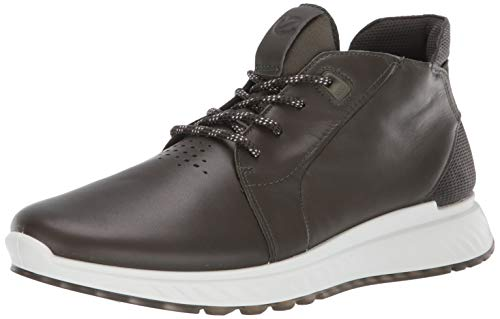ECCO Men's ST1 High Shoe, Deep Forest, 44 M EU (10-10.5 US)