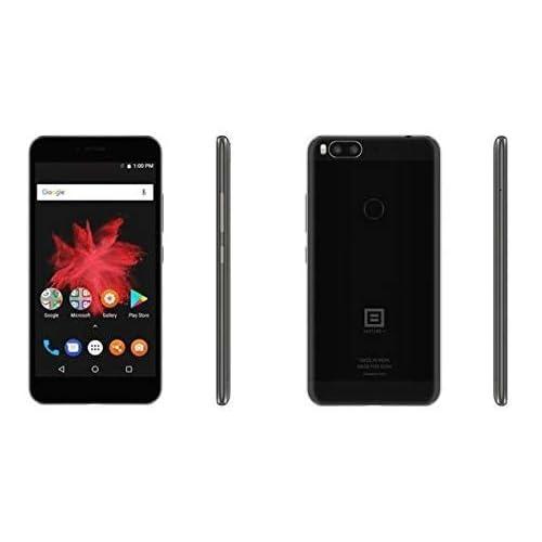 Billion Capture Plus 4G Smartphone (Vo-LTE, 5.5Inch, 1920x1080Full HD Display, 13MP Dual-Rear and 8MP Selfie Camera, Fingerprint, 4GB RAM, 64 GB ROM)