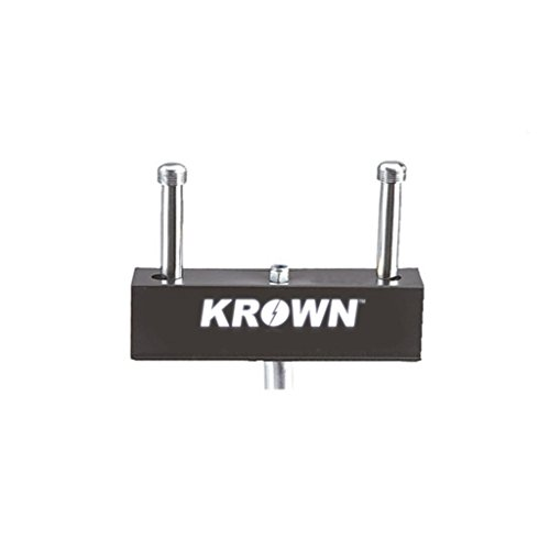 Krown 2 Microphone Tee Connector for Microphone Stand