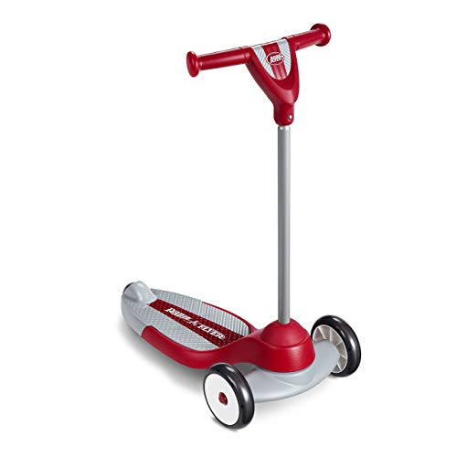 Radio Flyer My 1st Scooter, toddler toy for ages 2-5 (Amazon Exclusive) , Red