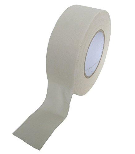 FAMA 90687 Textilklebeband (50mm x 50m) weiß
