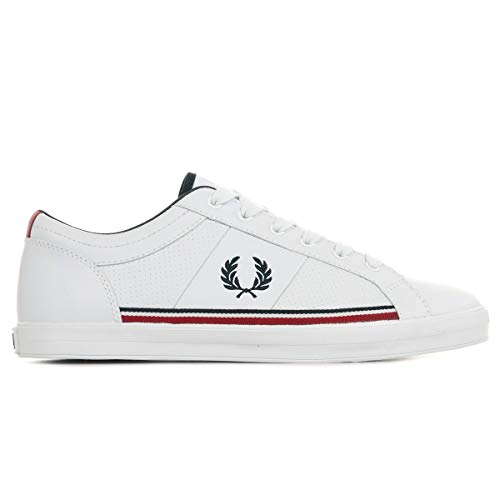 Fred Perry Baseline Perf Leather B7114200, Deportivas