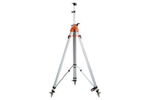 Nedo schweres Kurbelstativ - Stativ 1,77-4,00m f. Rotationslaser 4m 4 Meter