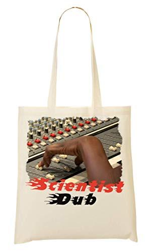YoBrand Scientist Dub Artwork Tragetasche Einkaufstasche