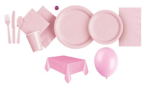 Ayush party Tableware set Supplies decorative Party biodegradable paper plates,cups and Napkins for Graduation, Birthday Party,engagement super events serves 30 guests from