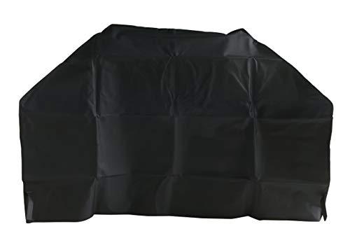 FAVEX 150 CM Housse Barbecue, Noir, 150x33x3 cm
