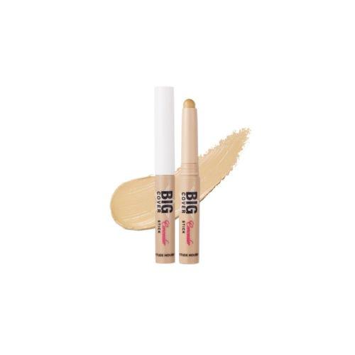 Etude House - Big Cover - Concealer Stick - Correcteur Sand - Maquillage crayon correcteur