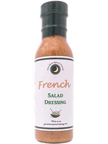 Premium | FRENCH Salad Dressing | Low Saturated...