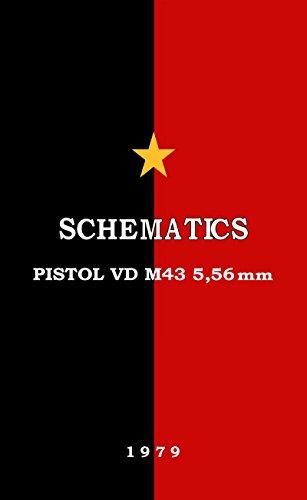 SCHEMATICS PISTOL VD M43 5,56mm (English Edition)