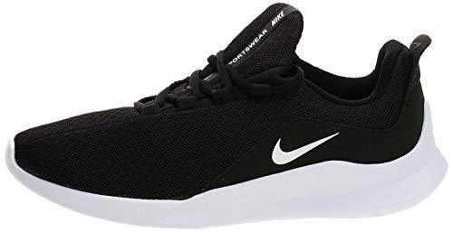 Nike Wmn Viale, Scarpe da Corsa Donna, Nero (Black/White 003), 38 EU