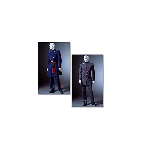 McCall's Costumes M4745, Men's Civil War Costume Sewing Pattern, S-M-L