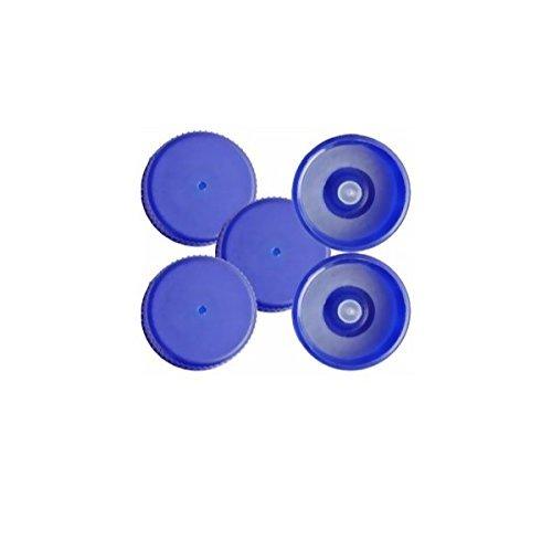 COOL DRINK SYSTEM Ventilkappen – Set 5 Stück für Wassersprudler Cool Drink System 500 und 300 . Spritziges Sprudelwasser Trinkwassersprudler Sprudelwasser