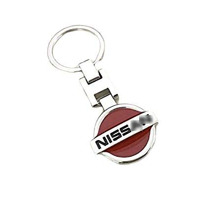Llavero de metal PSL para coche compatible con Nissan Car Gift and Merchandising