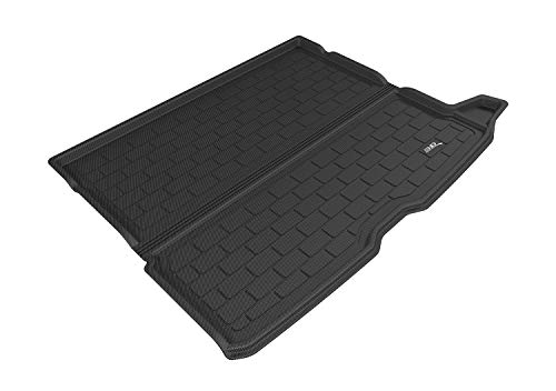 3D MAXpider - M1MB0791309 Custom Fit All-Weather Cargo Liner for Select Mercedes-Benz GLC-Class Models - Kagu Rubber (Black)