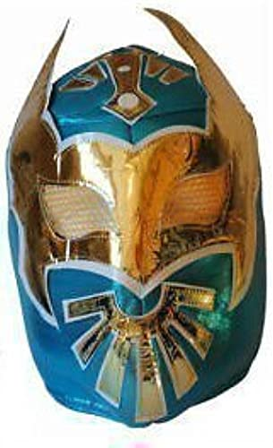Las ventas en línea ahorran un 70%. Mexican azul azul azul Adulto Máscara de Lucha  gran selección y entrega rápida