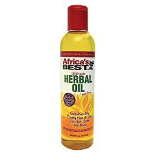 Africa's Best Ultimate Herbal Oil 235 ml