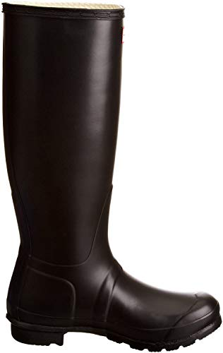 ACM Boots GmbH Hunter Original Tall classic, Unisex - Erwachsene Gummistiefel mit hohem Schaft, Schwarz (BLACK-0BLK), 39