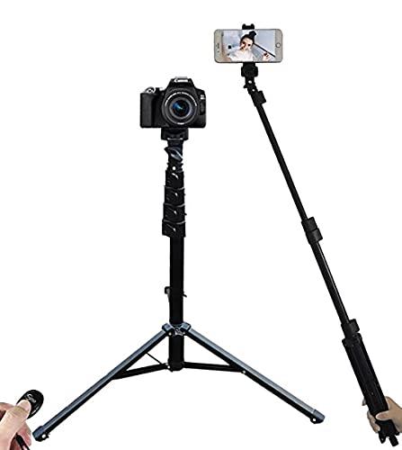 Trípode profesional para selfies, palo para selfies,