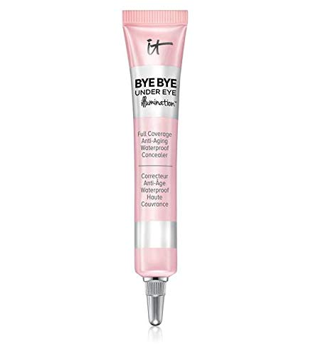 IT Cosmetics Bye Bye Under Eye Illumination Concealer 8ml (Medium Tan)