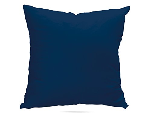 Soleil docre 526240 ALIXFunda de cojín 60x60 cm Alix Azul Marino