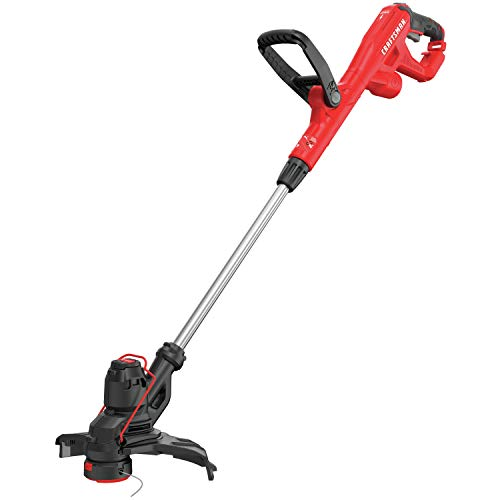 Great Features Of CRAFTSMAN WEEDWACKER String Trimmer, 6.5 Amp, 14-Inch (CMEST913)