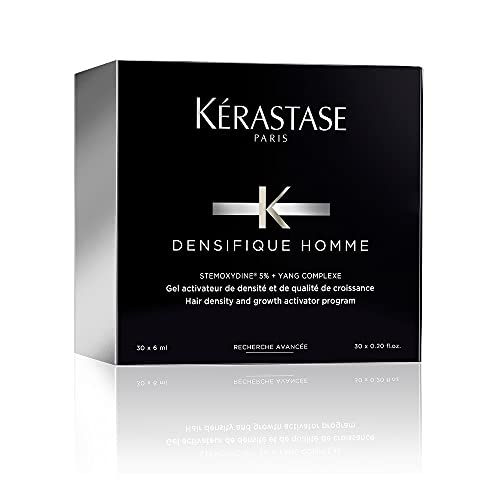 2. Ampollas Kerastase Cure Densifique Homme