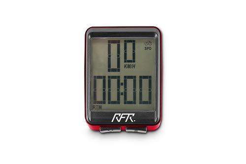 RFR 14096 Fahrradcomputer Wireless CMPT Red Kabellos 12 Funktionen
