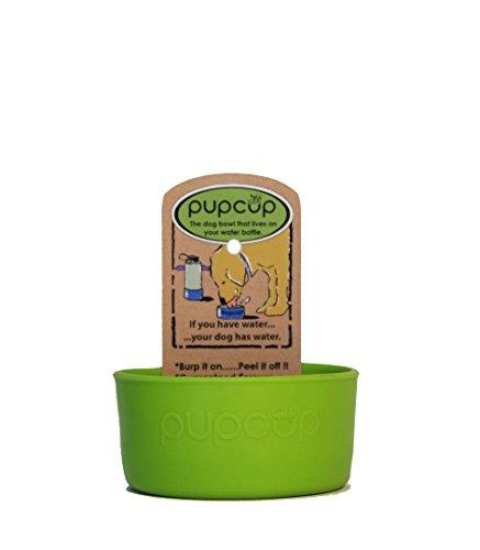 PupWerks The Original Pup Cup, Growler Green