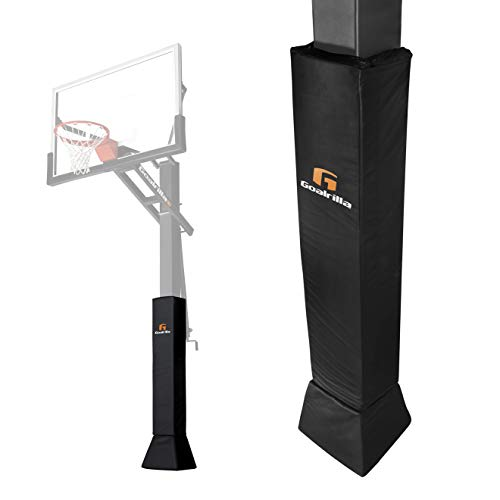 Goalrilla Universal All-Weather, Durable Basketball Pole Pad Compatible with All Goalrilla Goals