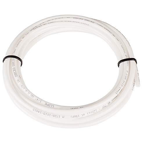 """Aqualogis - Collegamento universale del tubo di ingresso dell acqua, per frigorifero side by side, 10 m Tubo flessibile per frigorifero, tubo dell acqua da 6,35 mm (1 4"""")."""