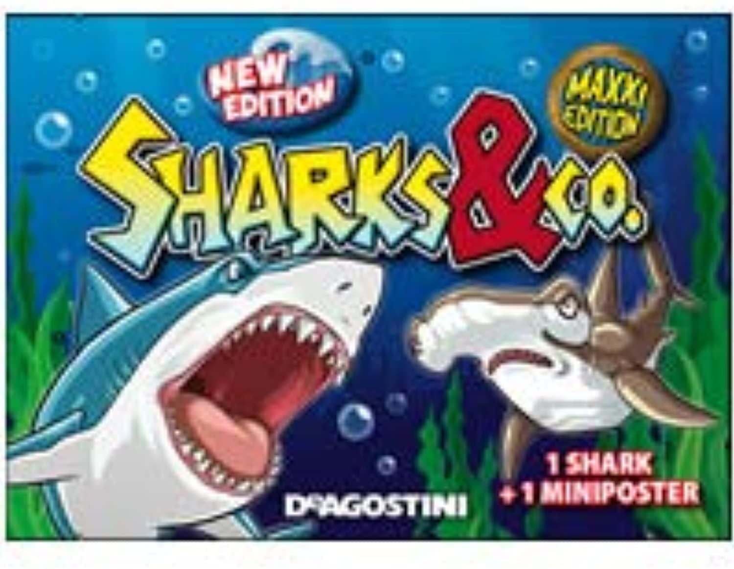 & Co Sharks Maxxi Edition Blind Pack