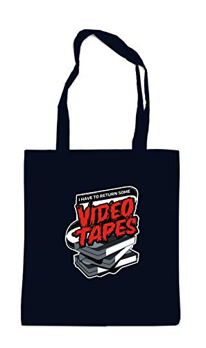 Certified Freak Video Tapes Bag Black