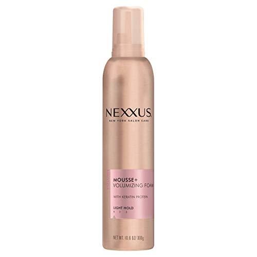 Nexxus Volumizing Foam Styler Mousse Plus, 10.6 oz, Pack of 6