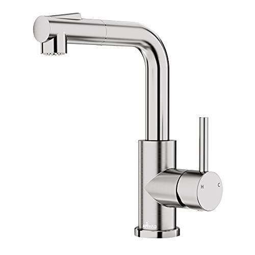 Wasserhahn Küche APPASO, Küchenarmatur...