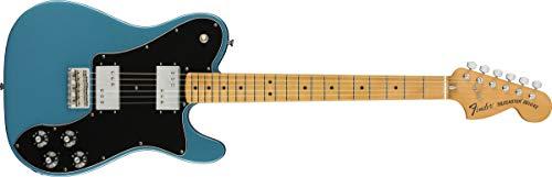 Fender Edición Limitada Vintera 70s Telecaster Deluxe Lake Placid Azul