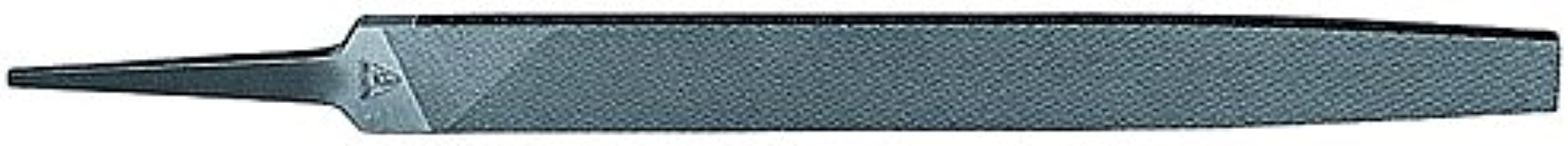 "Bellota 4001-10 FIN. Lima mecanico Plana punta-10 Fina, Standard, 10"""