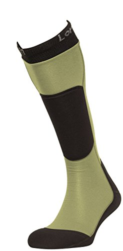 Lorpen - Trekking Expedition Polartec Overcalf - Beige - Noir - Taille UK-5.5