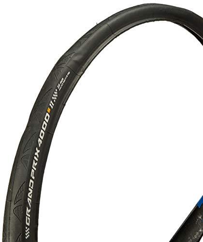Continental Faltreifen Grand Prix 4000 S II, 28-622, Black-Black Skin, 0100947