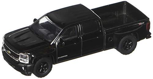 Greenlight 1:64 Black Bandit Series 18 - 2016 Chevrolet Silverado 27930-E