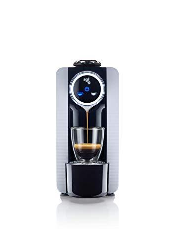 SGL Smarty Automatic 9J0003 - Cafetera de cápsulas compatible con formatos Nespresso