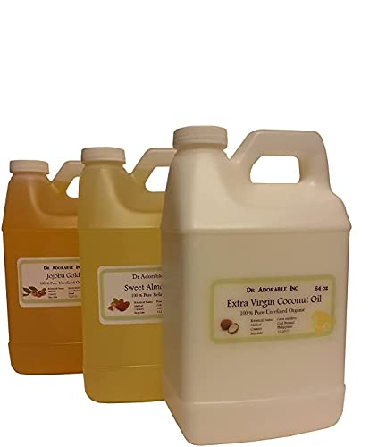 Black Cumin Seed (India) Oil Organic Cold Pressed 100% Pure 64 Oz/2 Quarters